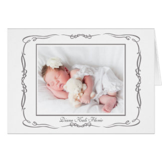 Special Cross Coordinating Photo Notecard Stationery Note Card