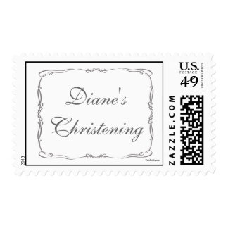 Special Cross Coordinating Postage Stamp