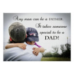 special dad posters
