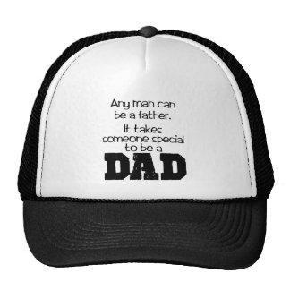 Special Dad Trucker Hat