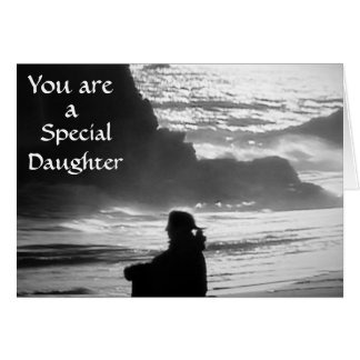 SPECIAL DAUGHTER BIRTHDAY CARD