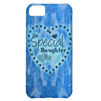 Special daughter gift iPhone 5C cover