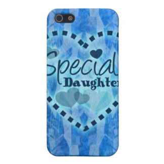 Special daughter gift case for iPhone 5
