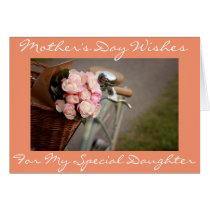 """**SPECIAL DAUGHTER** SPECIAL MOM ON """"MOTHER'S DAY"""""""