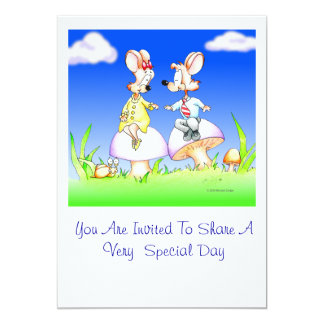 SPECIAL DAY CUSTOM ANNOUNCEMENTS