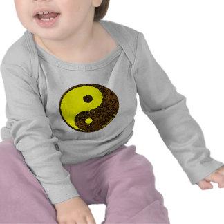 Special de Philadelphia Yin Yang Cheesteak Camisetas