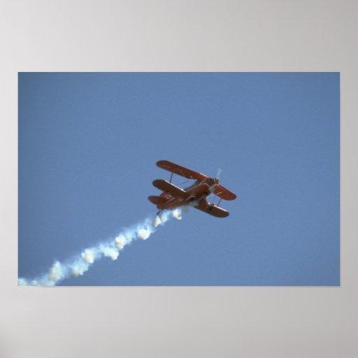 Special de Pitts, volando Impresiones