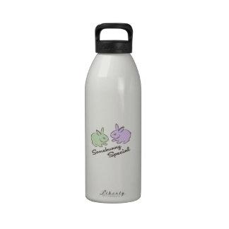 Special de Somebunny Botella De Agua Reutilizable