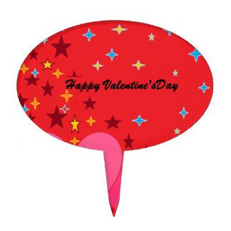 Special del el día de San Valentín Decoración De Tarta