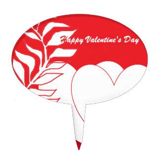 Special del el día de San Valentín Palillos De Tarta