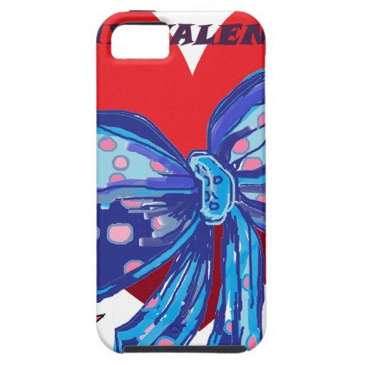 Special del el día de San Valentín iPhone 5 Protectores