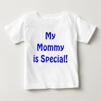 Special del papá de la mamá playera de bebé