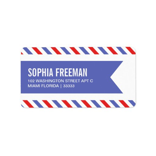 SPECIAL DELIVERY | ADDRESS LABELS