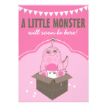 Special Delivery Baby Shower Invitation (girl)