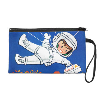 Special Delivery Wristlet Clutch