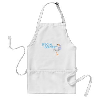 SPECIAL DELIVERY BOY.png Adult Apron