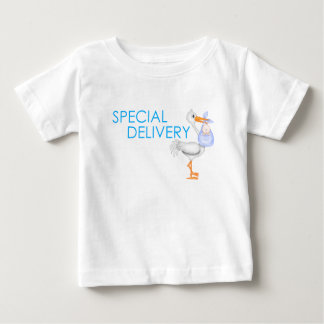 SPECIAL DELIVERY BOY.png Baby T-Shirt