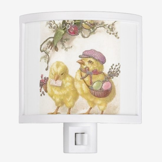 Special Delivery Easter Chicks Night Light