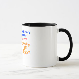 """""""Special Delivery for Your Farm"""" Game Mug"""
