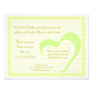 Special Delivery Invitations