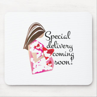 Special Delivery Mouse Pad