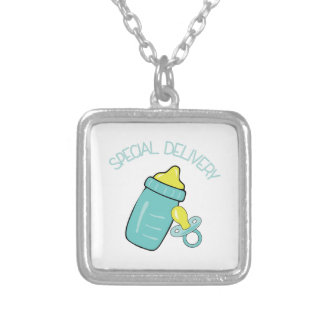 Special Delivery Pendant