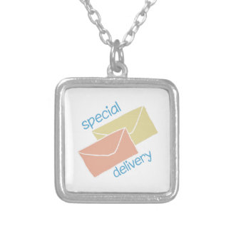 Special Delivery Custom Necklace