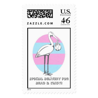 Special Delivery Postage