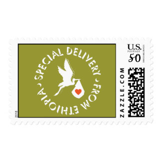 Special Delivery - postage