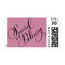 Special Delivery Postage Stamp