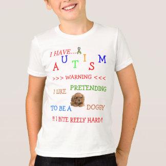 *Special*Designed ≈ Autism Sometimes Bites! T-Shirt
