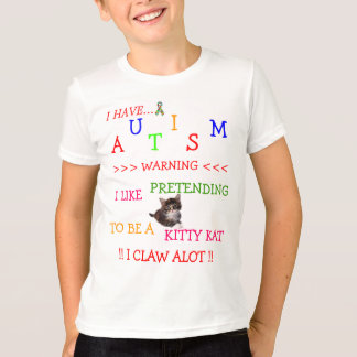 *Special*Designed ≈ Autism Sometimes Hurts! T-Shirt