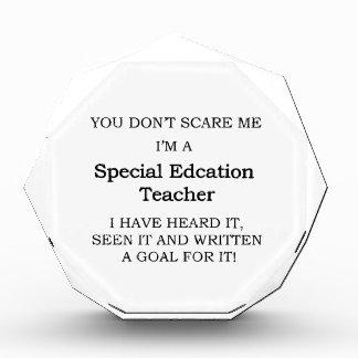 Special Ed. Teacher Award