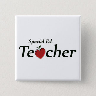 Special Ed. Teacher Button