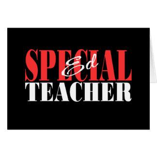 Special Ed Teacher Gift Card