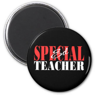 Special Ed Teacher Gift 2 Inch Round Magnet
