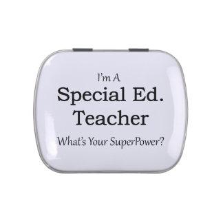 Special Ed. Teacher Jelly Belly Tin