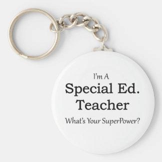 Special Ed. Teacher Keychain