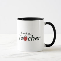 Special Ed. Teacher Mug