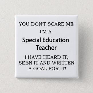 Special Ed. Teacher Pinback Button