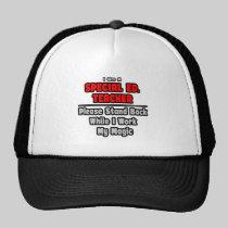 Special Ed. Teacher...Work My Magic Hat