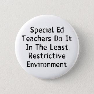 Special Ed Teachers Button