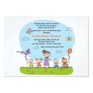Special Ed Teacher's Retirement Party Invitation