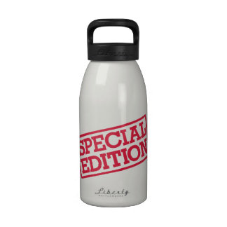 Special Edition Drinking Bottle