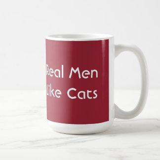 Special Edition Valentines Real Men Mug
