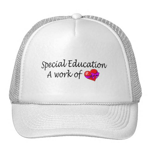 Special Education,A Work Of Love Trucker Hat