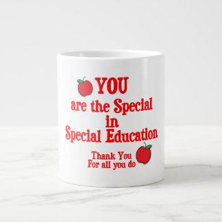 Special Education Appreciation Large Coffee Mug
