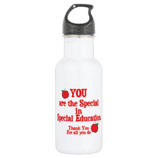 Special Education Appreciation Water Bottle