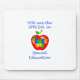 SPECIAL EDUCATION MOUSE PAD