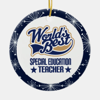 Special Education Teacher Gift Ornament